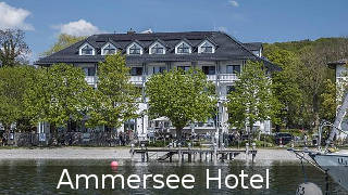 Ammersee Hotel in Herrsching am Ammersee