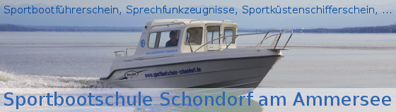 Sportbootschule Schondorf am Ammersee