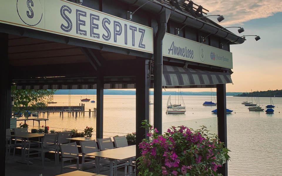 Ammersee Restaurants Cafes Und Biergarten